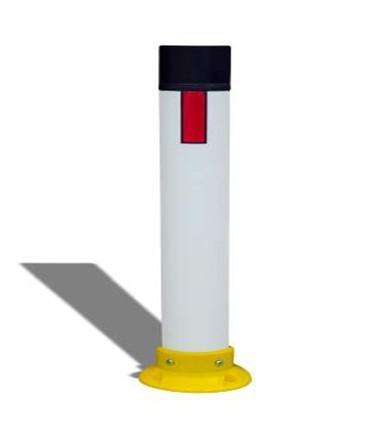 Столбик сигнальный С-2(гибкий, полукруглый)760 мм с подставкой