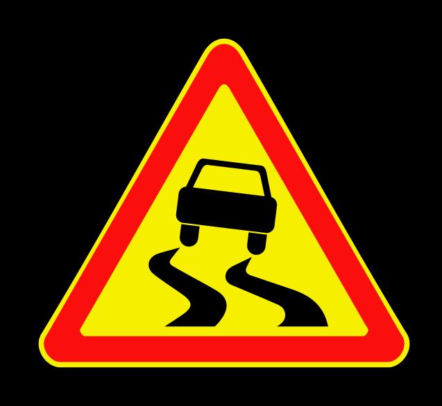 Скользкая дорога 1.15 (временный)