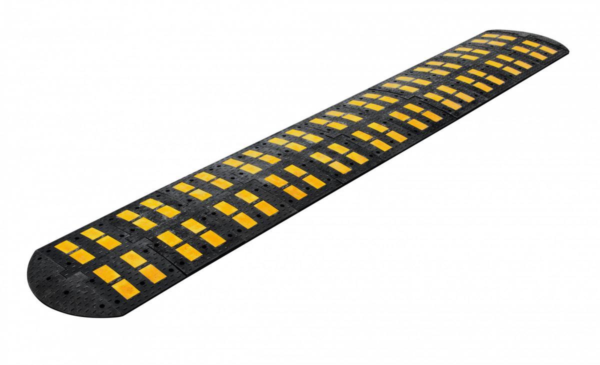 Концевой элемент полимерный 900*250 мм