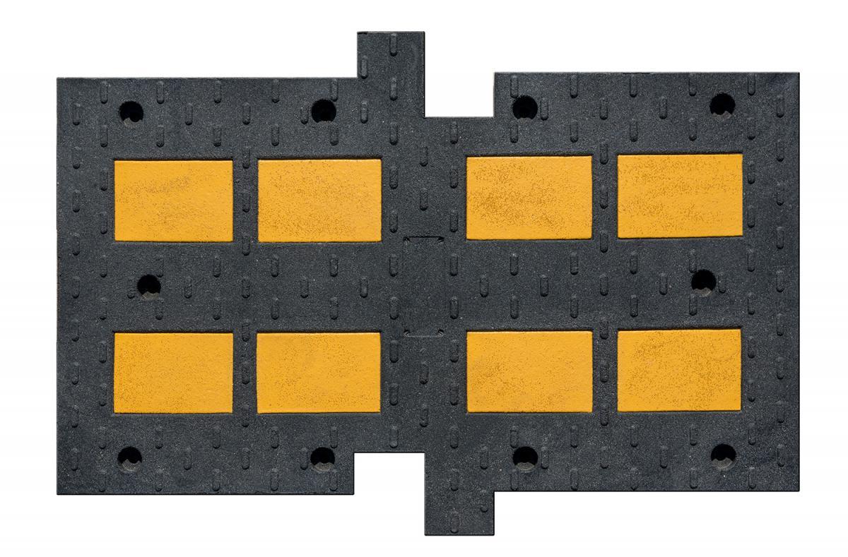 Серединный элемент полимерный 900*500 мм