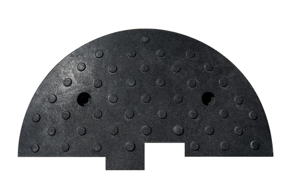 Концевой элемент пластик 500*250 мм