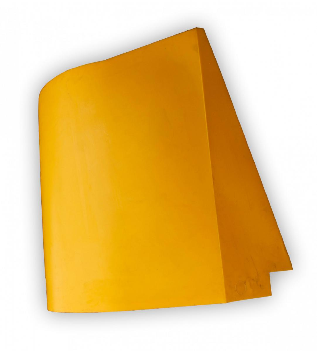 Пластиковый дорожный разделительный буфер Ширина – 1200мм Длина – 800мм Высота – 1200мм (без маски)