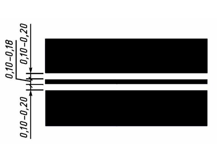Сплошная линия (1.3)