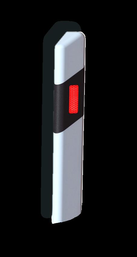 Пластиковый дорожный сигнальный столбик С-1 ГОСТ